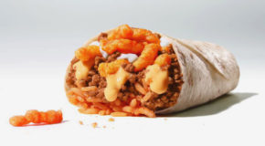 Stoners Rejoice, Taco Bell to Introduce the Cheetos Burrito Next Month